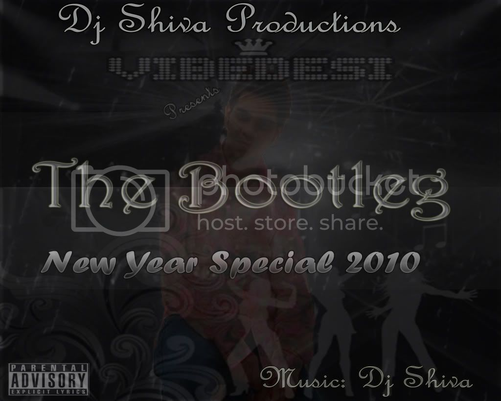 00Front 1 [VD] Dj Shiva Productions   The Bootleg [New Year Special 2010] [VibeDesi] punjabi albums latest released 